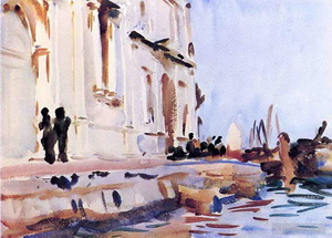 Features of Sargent's Watercolors
