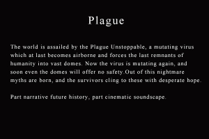 Multimedia Art - Plague