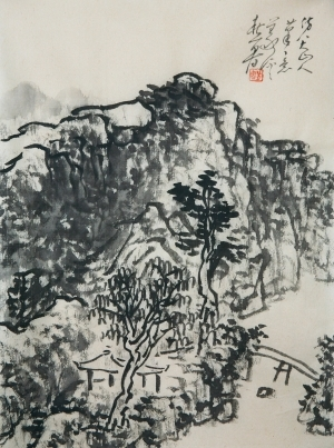Contemporary Artwork by Hefeng Hall Gallery - Landscape