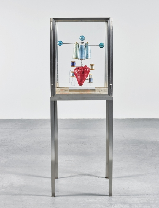 Female Artist Louise Bourgeois's Installation Art was Sold for 872,750 GBP