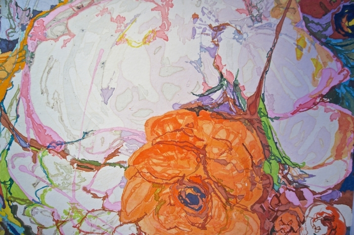 E-Moderne Gallerie's Contemporary Chinese Painting - Spring Bloom