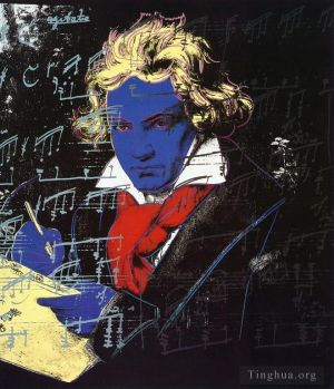 Beethoven - Contemporary Various Paintings