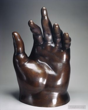 Hand 2 - Contemporary Sculpture