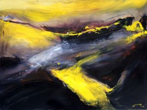 Artwork Abstract Scenery