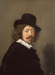 Oil Painting Old Master - Frans Hals