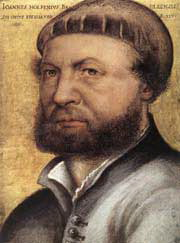 Various Paintings Old Master - Hans Holbein the Younger