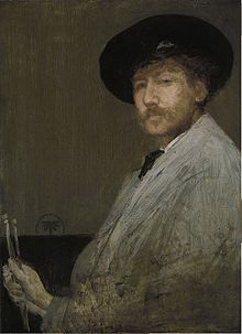 Various Paintings Old Master - James Abbott McNeill Whistler