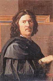 Oil Painting Old Master - Nicolas Poussin