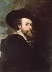 Oil Painting Old Master - Peter Paul Rubens