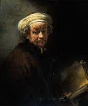 Various Paintings Old Master - Rembrandt