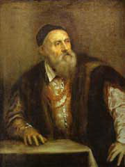 Oil Painting Old Master - Titian
